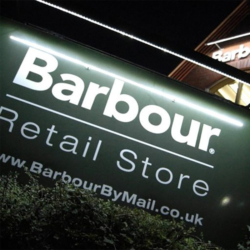 Barbour-Retail-Lighting