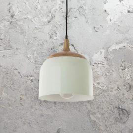 Bell Shade Scandinavian Pendant Light