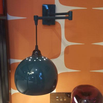 Bespoke Double Swing Arm Wall Light