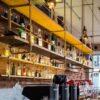Bespoke Over Bar Rack