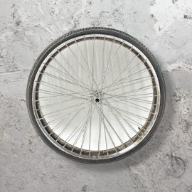 Bicycle Wheel Mirror,Industrial Wall Mirror