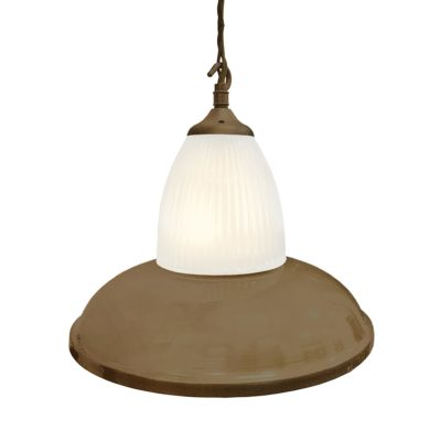 Bronze Glass Pendant Light,Industrial Traditional Glass Pendant Light