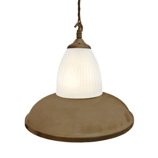 Bronze Glass Pendant Light,Industrial Traditional Glass Pendant Light
