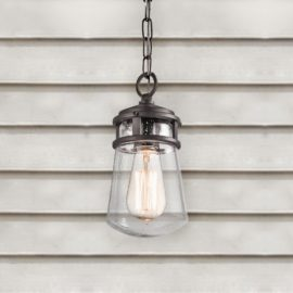 Bronze Outdoor Hanging Lantern