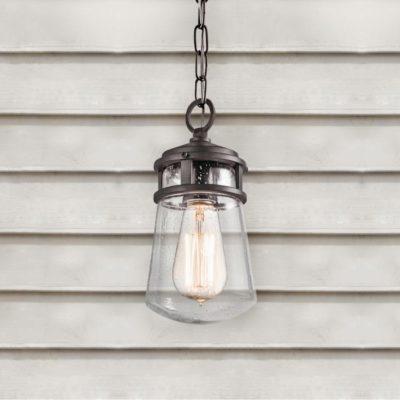 Bronze Outdoor Hanging Lantern