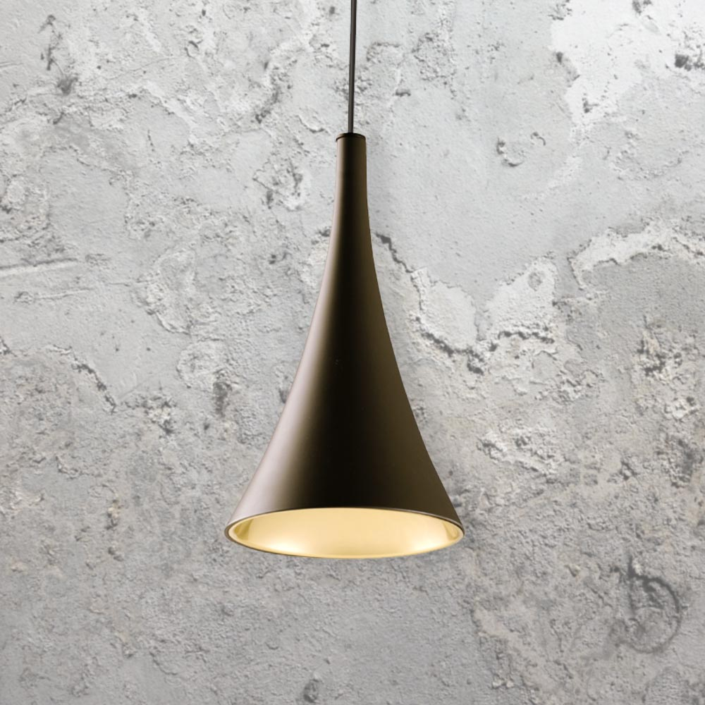Brown pendant light cl 26737 9 products e2 contract lighting uk brown pendant light aloadofball Choice Image
