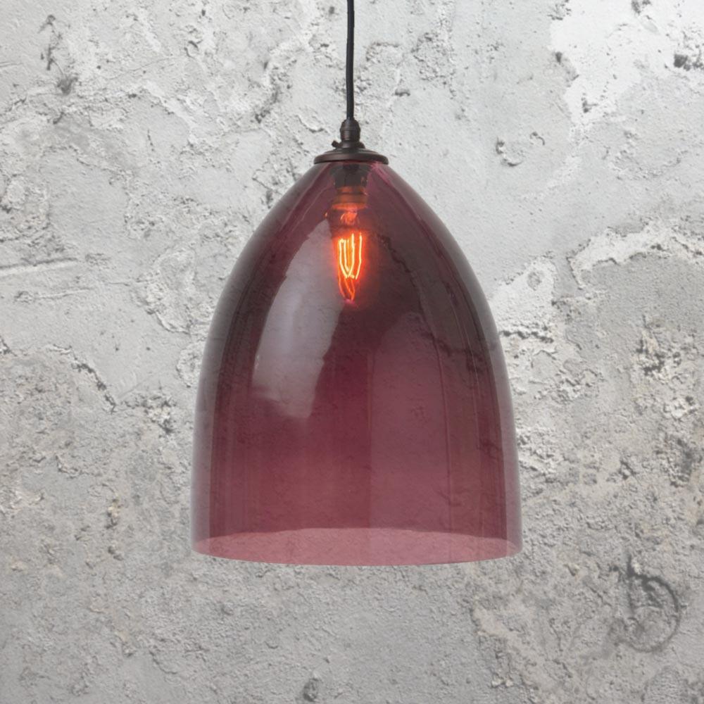 Coloured Glass Pendant Lights CL-26910
