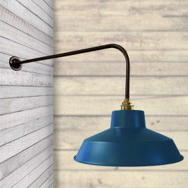 Detroit Expanse Brass Lamp Holder