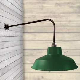 Detroit Expanse Nickel Lamp Holder