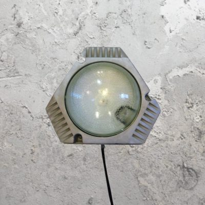 Reclaimed Retro Wall Light