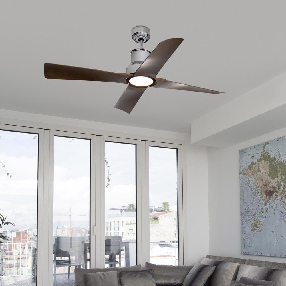Chrome coastal ceiling fan cl 34894 e2 contract lighting uk chrome coastal ceiling fan aloadofball Choice Image