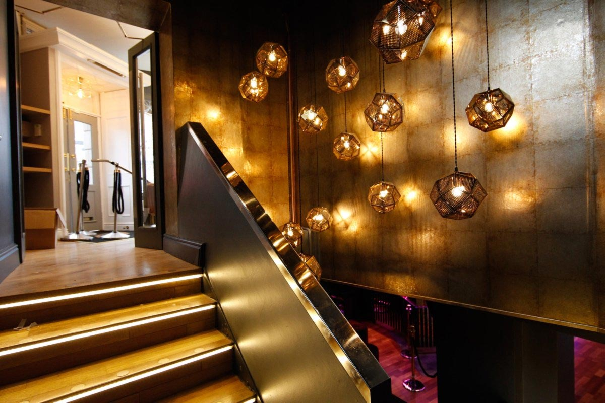 Nightclub Lighting UK,Club Lighting,Club Arvina Lighting