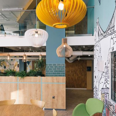 Coloured Wood Cage Pendant Lights,modern coloured pendant lights