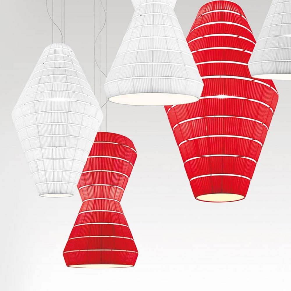 Commercial Lighting Co: Commercial LED Fabric Pendant Light