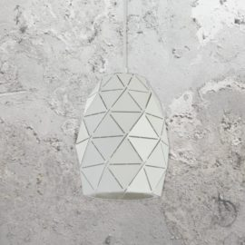 Contemporary Geometric Pendant Light