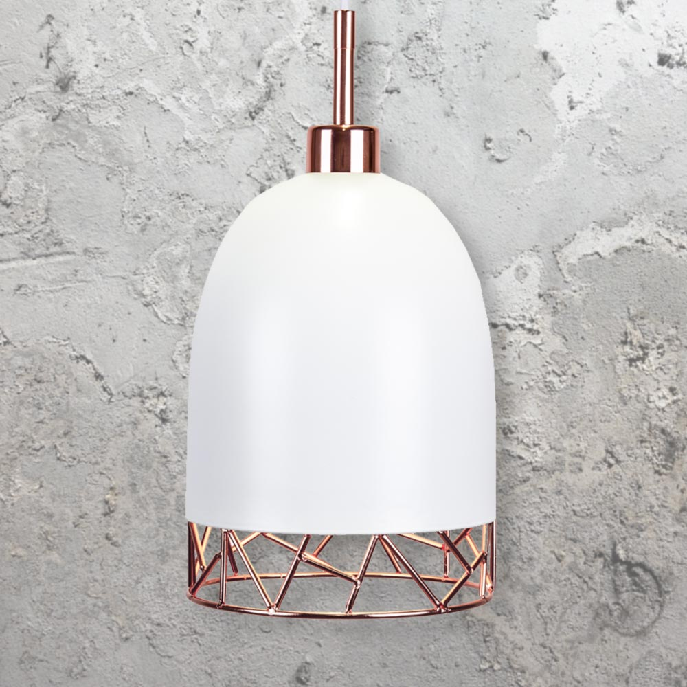 pendant geometric products bulbs style lighting ease finesse vintage includes lamp fn