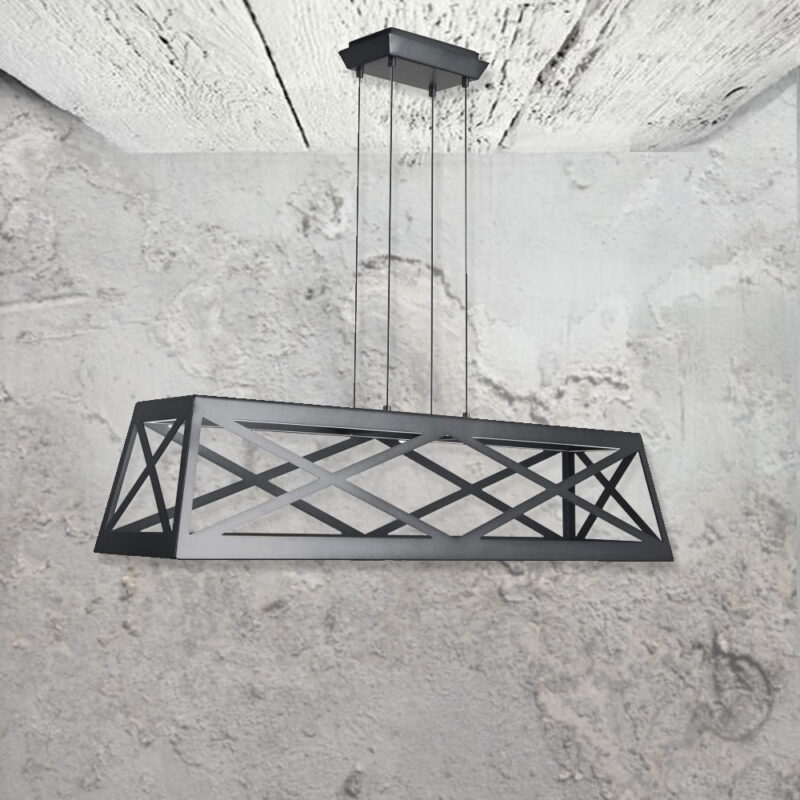 Dimmable LED pendant light