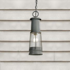Exterior Hanging Lantern Light