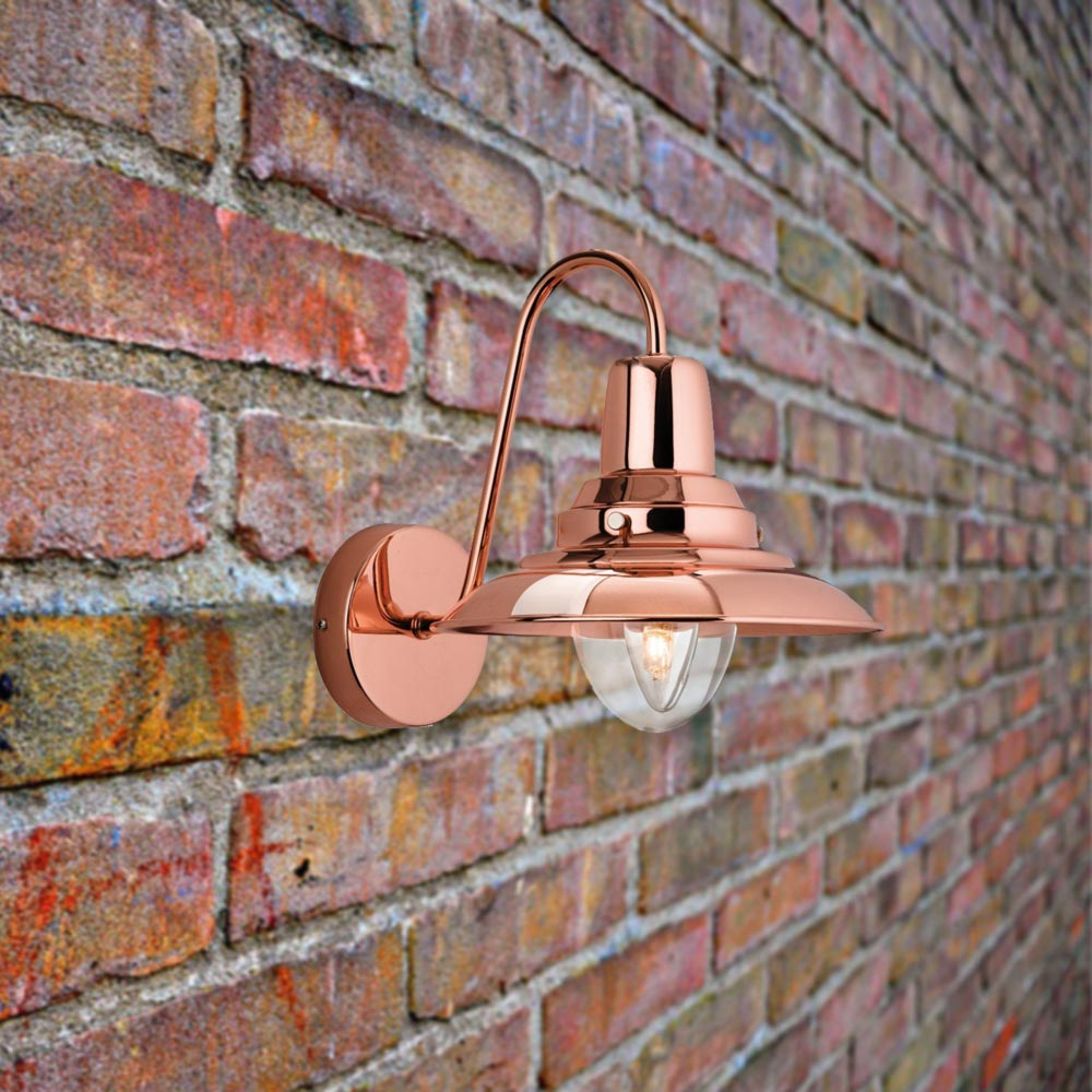 E2 Contract Lighting Products Fisherman Wall Lights CL-26287-90 UK