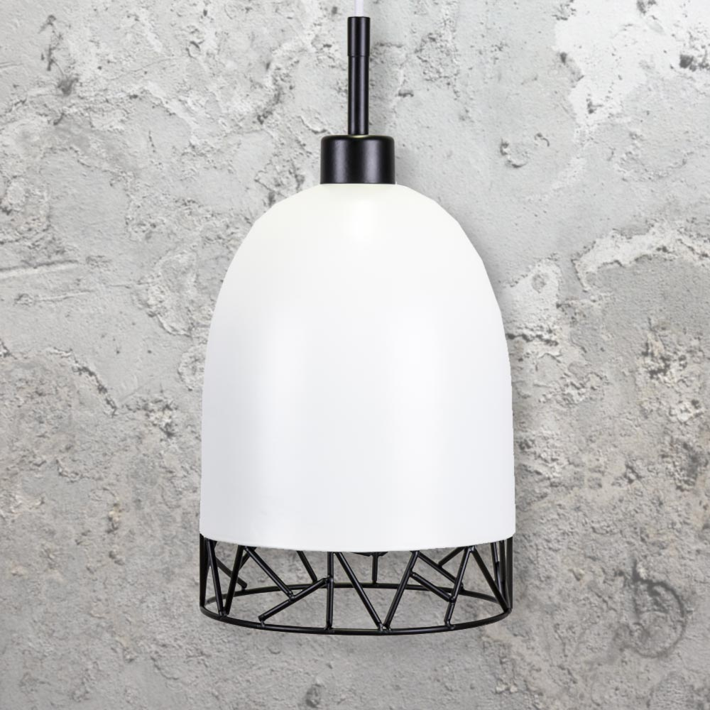 Industrial Geometric Pendant Lights CL 32915