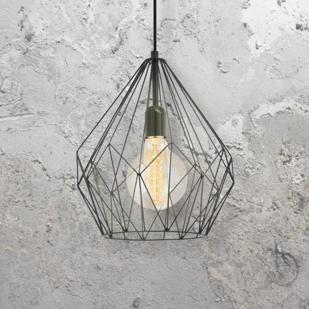 geometric wire frame pendant light cl 27594 e2 contract