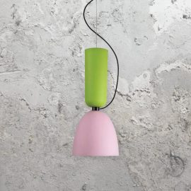 Green Scandinavian Pendant Light,pink contemporary Scandinavian style pendant
