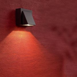 High Power LED Outdoor Wall Light