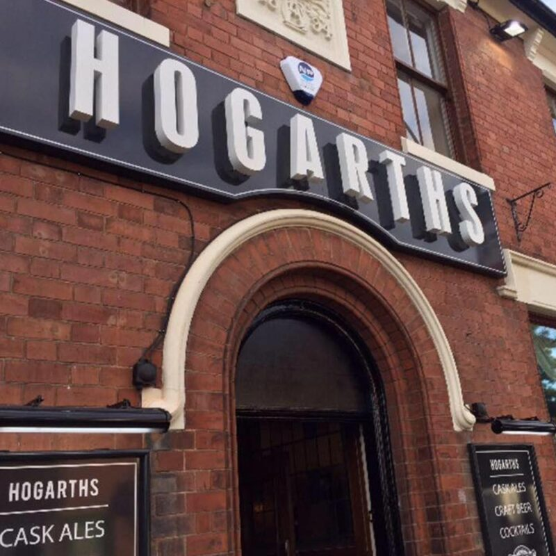 Hogarths Tamworth