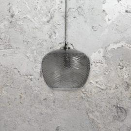Honeycomb Glass Pendant Light