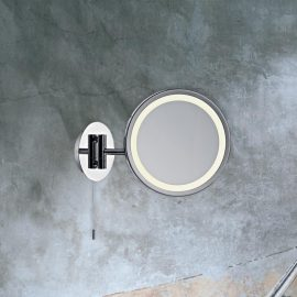Illuminated Magnifying Vanity Mirror