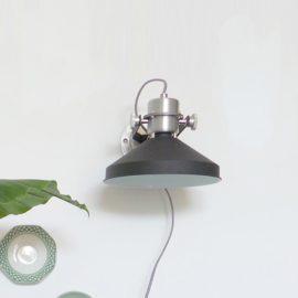 Industrial Adjustable Wall Light