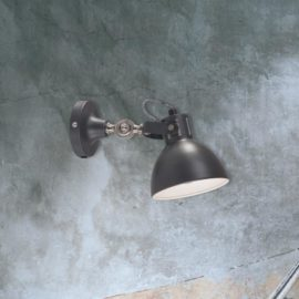 Industrial Adjustable Wall Light