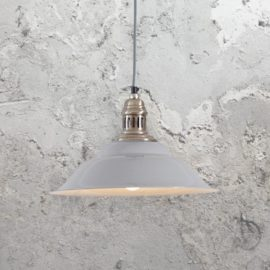 Industrial Cafe Pendant Light