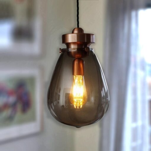 Industrial Designer Pendant Light