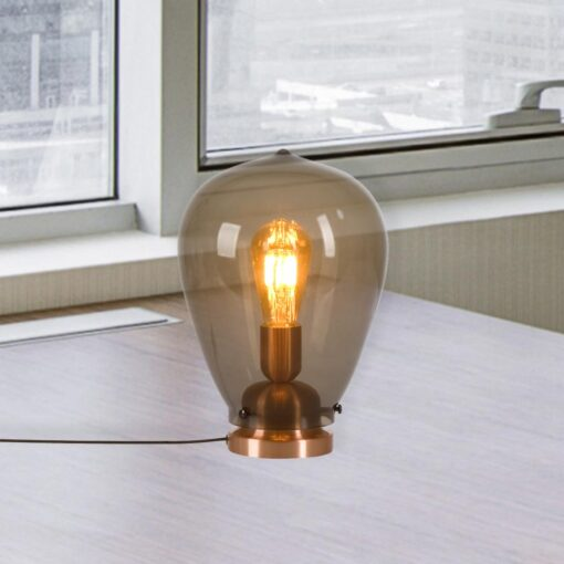 Industrial Designer Table Light