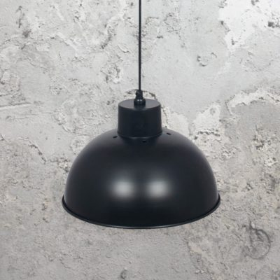 Industrial Dome Pendant Light