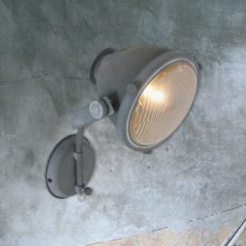 Industrial Factory Wall Light