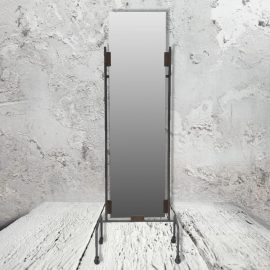 iron metal industrial floor mirror,Industrial Mirror