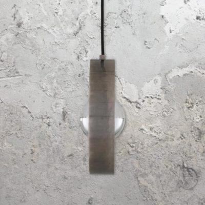 Industrial Hoop Pendant Light