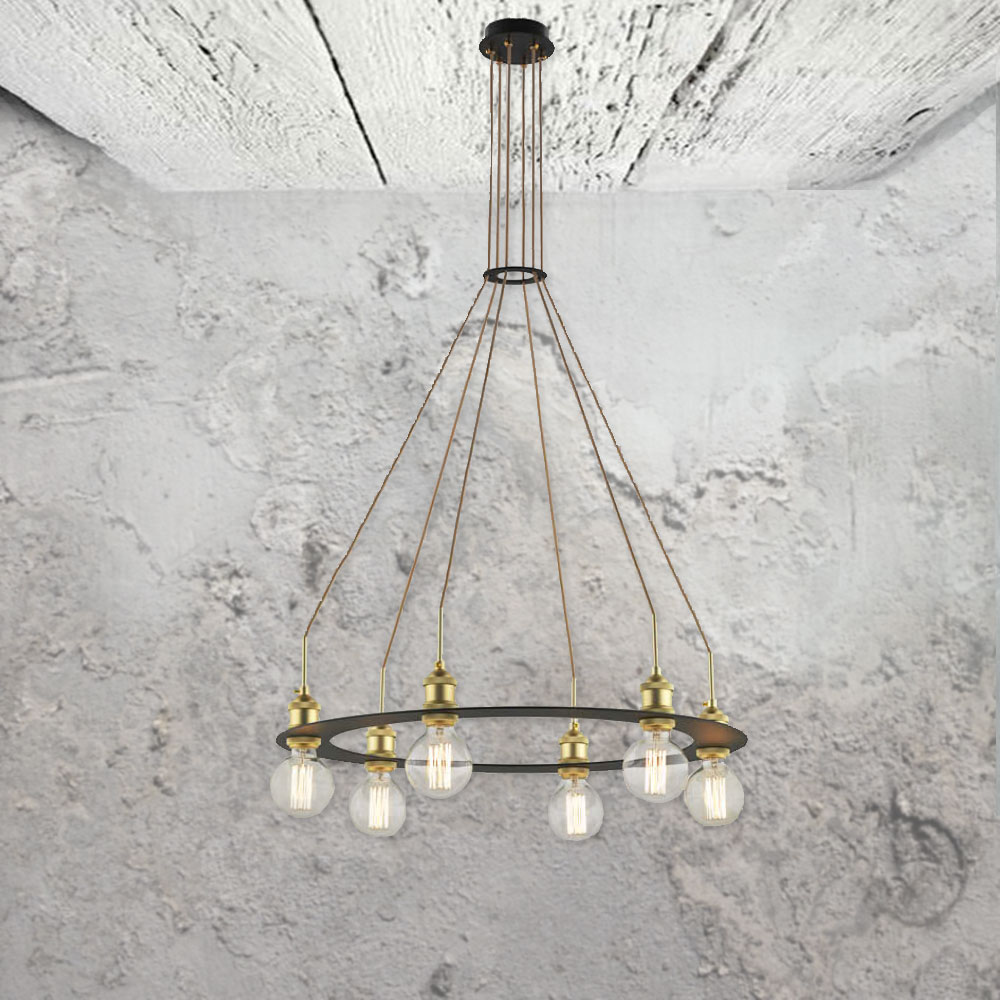 multi fantastic industrial light pendant style gracefully swag white