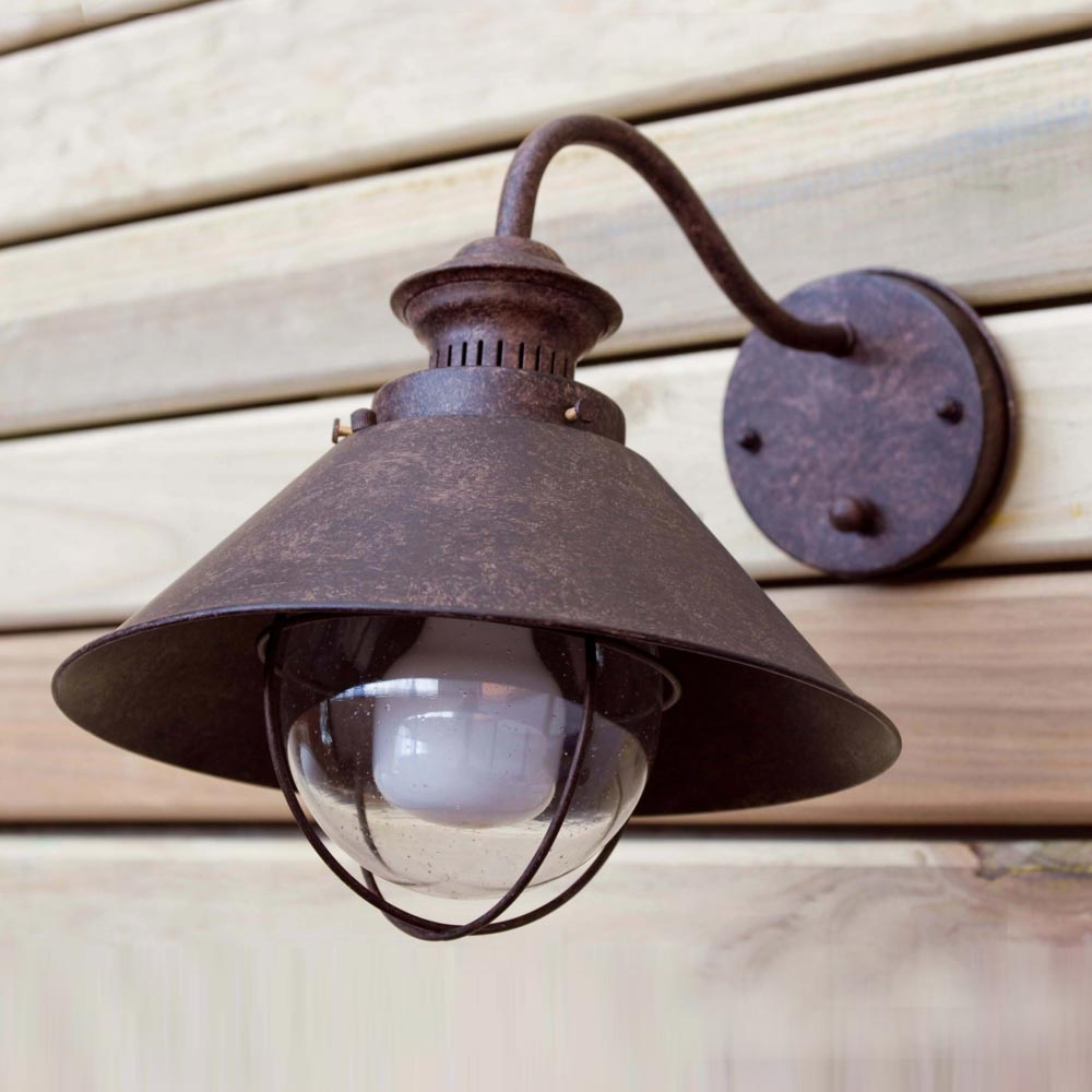 Industrial Outdoor Wall Light CL-33712