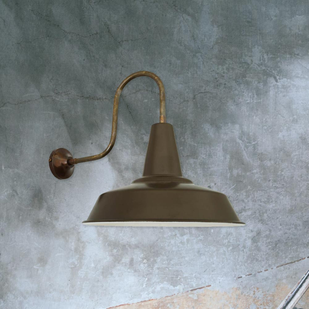 Swan industrial retro wall light cl 35141 50 e2 contract lighting uk industrial retro wall light aloadofball Choice Image