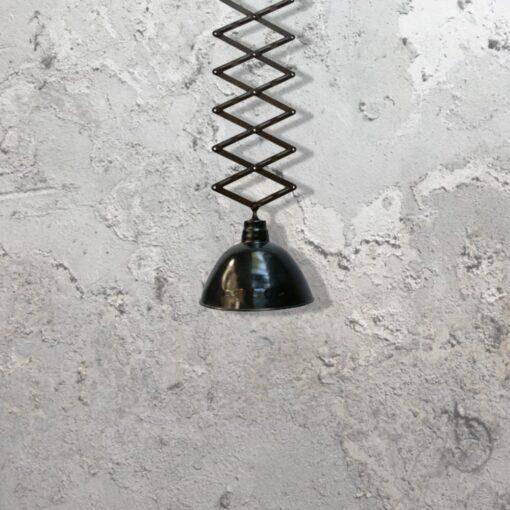 Industrial Scissor Pendant