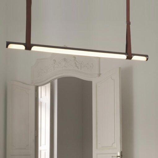 LED Commercial Cylinder Pendant Light