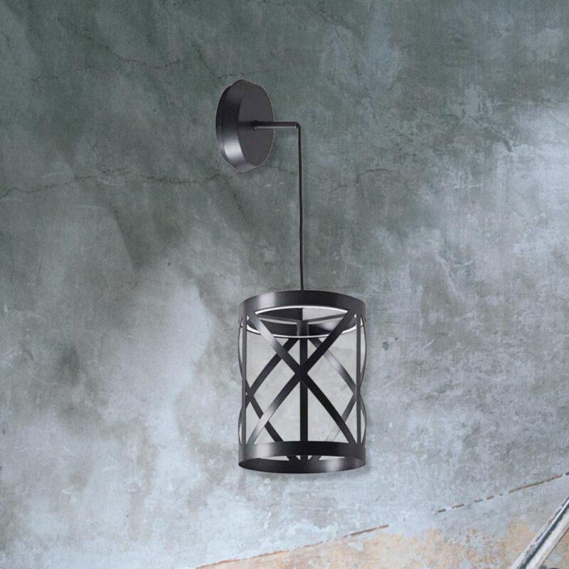 LED Wall Mounted Pendant Light