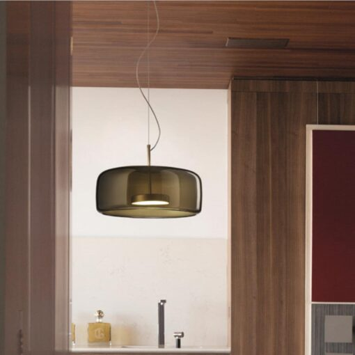 Large Designer Glass Pendant Lights
