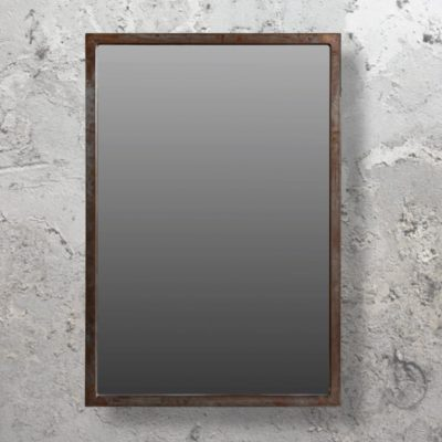 large industrial wall mirror, large industrial mirror