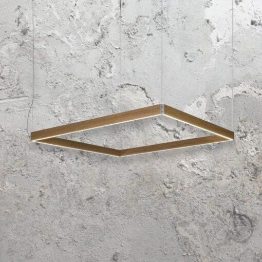 Linear LED Pendant