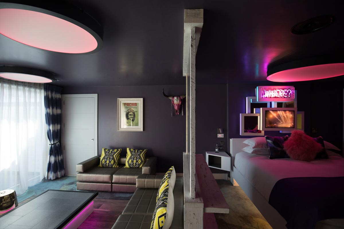 Malmaison Suites Brighton Luxury Marina Suite E2