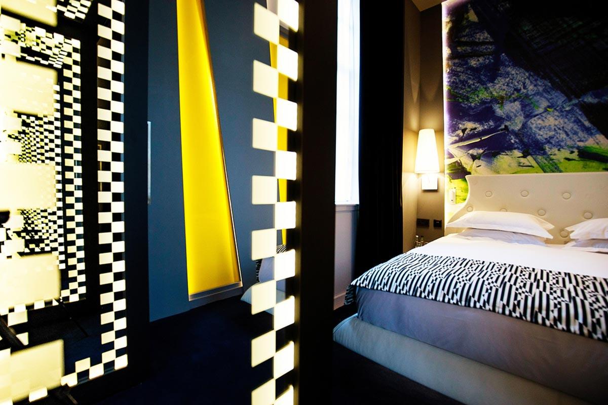 Malmaison Leeds Hotel Wall Light